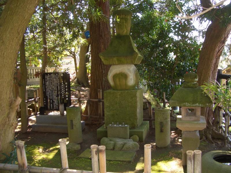 宝円寺墓地