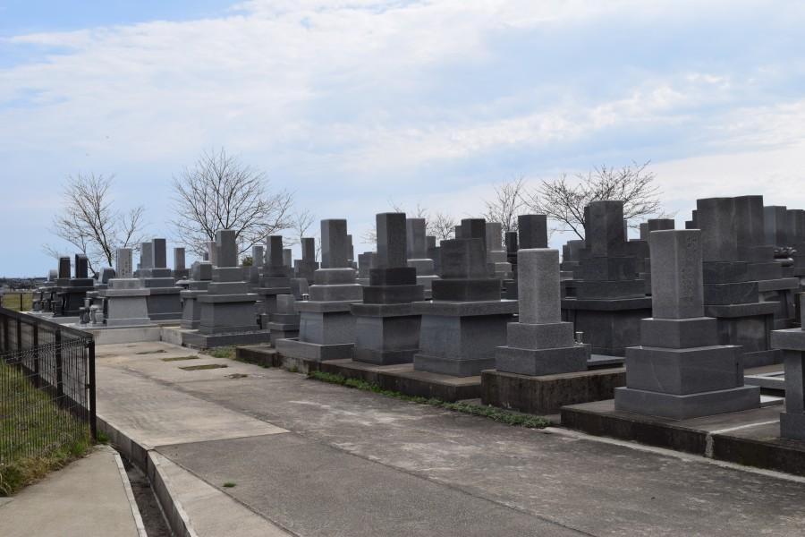 蓮浄寺 第1墓地