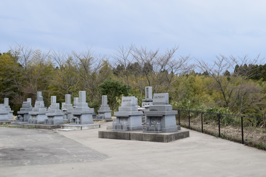 蓮浄寺 第2墓地