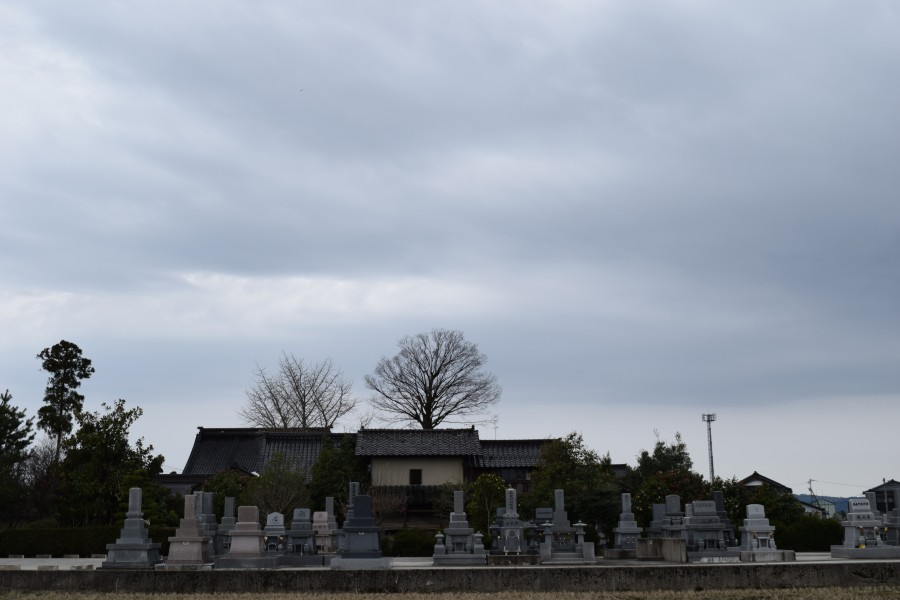 法泉寺 となみ野霊園