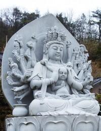 光臺寺 放光菩薩像